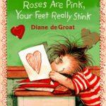 バレンタインの手紙には…「Roses Are Pink, Your Feet Really Stink」★動画有