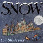 雪のワクワク感なら、この絵本♪「Snow」★動画有