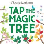 マジシャンになれる絵本…♡「Tap the Magic Tree」★動画有