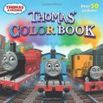 2017年発売のトーマスのカラーブック♡「Thomas' Color Book」