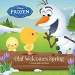 オラフの初めての春♪(きっと 笑)「Frozen Olaf Welcomes Spring」★動画有