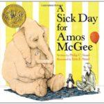 お友達が風邪を引いたら…「A Sick Day for Amos McGee」★動画有