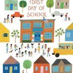 「学校」君の学校初日(笑) 「School's First Day of School」★動画有