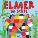 明日は何の日?「Elmer on Stilts」★動画有