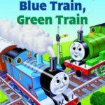 トーマスでもライミングが楽しい♪「Blue Train, Green Train」★動画有