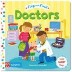 お医者さんは何する人?「Doctors (Flip and Find)」