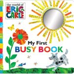 エリック・カールのイラストで形や色をいろいろ学ぶ♪「My First Busy Book」★動画有