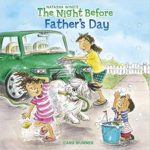 今日は父の日♪「The Night Before Father's Day」★動画有