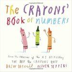 人気のクレヨンシリーズに「数字」版が♪「The Crayons' Book of Numbers」★動画有