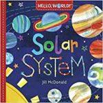 宇宙を知ることができる可愛い絵本♪「Hello, World! Solar System」