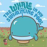なんとビニールプールにクジラが登場!?「The Whale in My Swimming Pool」★動画有