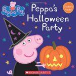 ペッパピッグとハロウィン♪「Peppa's Halloween Party」