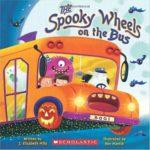 聞きなれた歌で楽しめるハロウィンの絵本♪「The Spooky Wheels on the Bus」