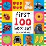 お買い得な単語の絵本セット♪「First 100 Box Set」